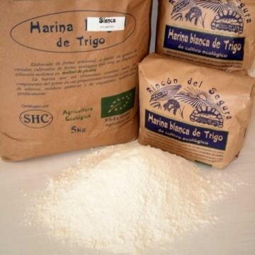 HARINA BLANCA DE TRIGO.-GRANEL- 250 gr