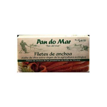 FILETE ANCHOAS EN ACEITE DE OLIVA 50gr