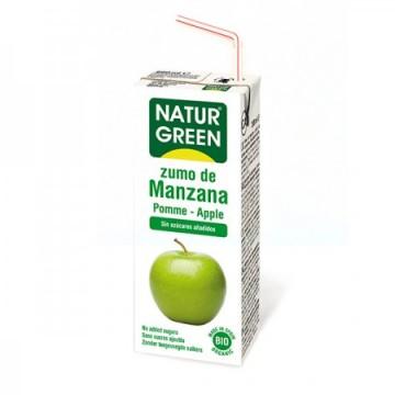 ZUMO DE MANZANA  3 x 200ml