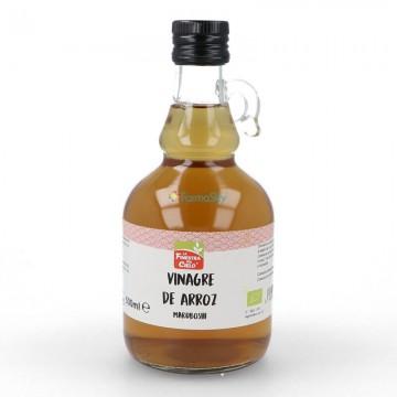 VINAGRE DE ARROZ INTEGRAL 250 ml