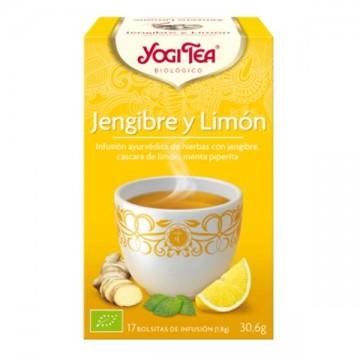 INFUSION JENGIBRE LIMON -17 x 1-8gr-