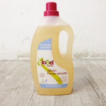 JABÓN LIQUIDO PRENDAS DELICADAS (5 litros)