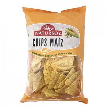 CHIPS DE MAIZ 125 gr.