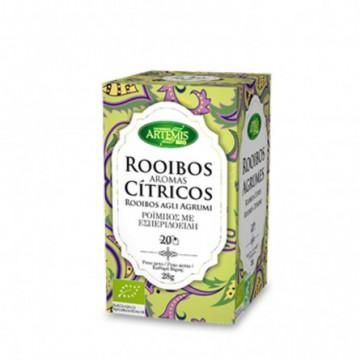ROOIBOS CITRICOS BIO -20 PIRAMIDES-