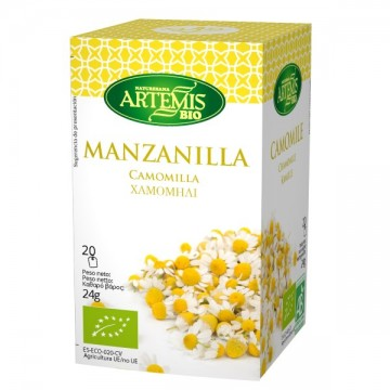 MANZANILLA  -20 FILTROS-