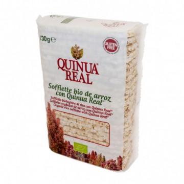 TORTAS -SOFFIETTE- DE ARROZ  Y QUINOA