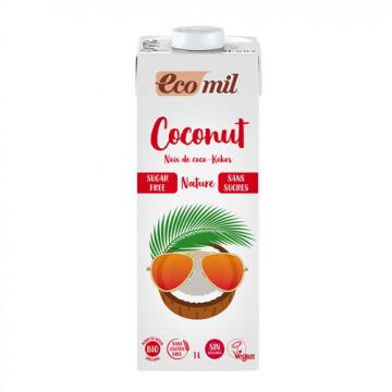BEBIDA DE COCO NATURAL SIN AZÚCAR 1L