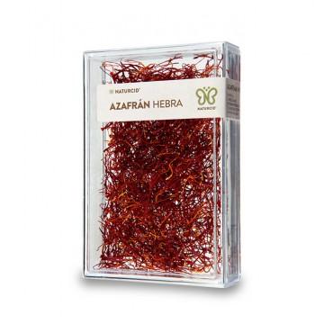 AZAFRAN DE HEBRA 2,5 Gr.