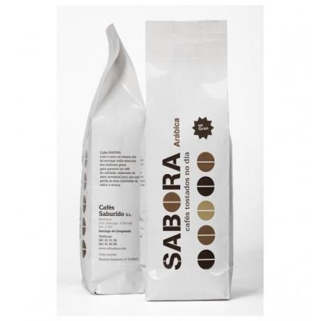 "CAFE ARABICA 100% ""NO BIO"" MOLIDO 1 kg"