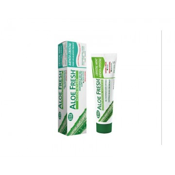 DENTIFRICO ALOE FRESH GEL MENTA CRISTAL