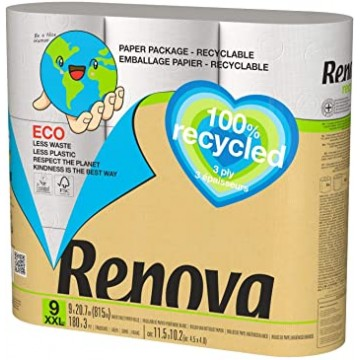 PAPEL COCINA 100- RECYCLED