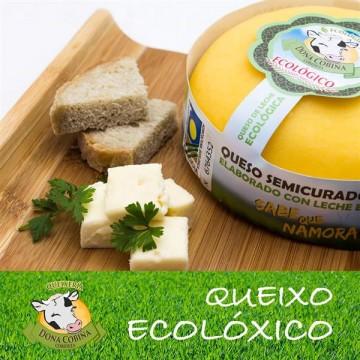 QUESO SEMICURADO -APROX. 500-550gr-